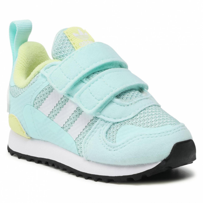 Topánky adidas - Zx 700 Hd Cf 1 GZ7523  Halo Mint / Cloud White / Pulse Yellow