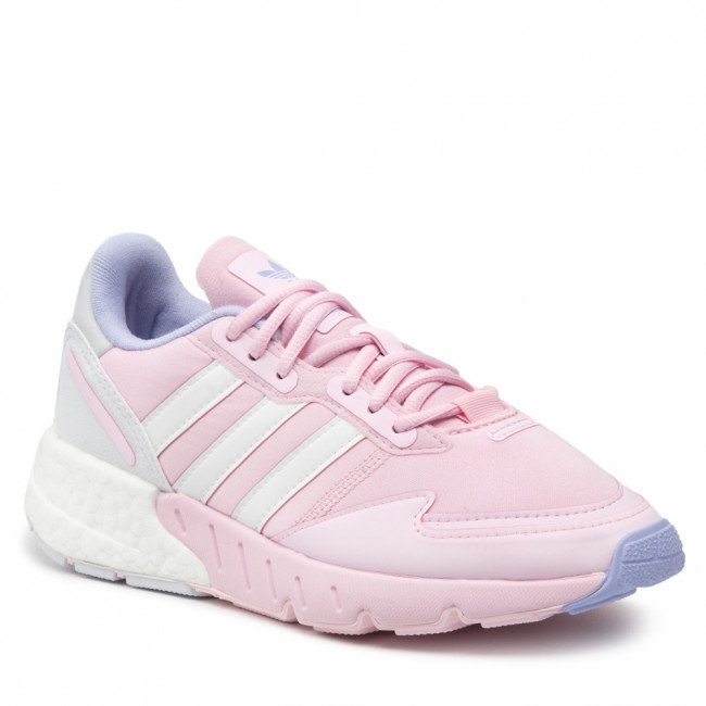 Topánky adidas - Zx 1K Boost W H02936 Clear Pink/Cloud White/Violet Tone