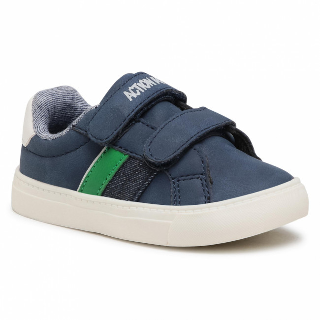 Sneakersy ACTION BOY - CP40-20522Z Navy