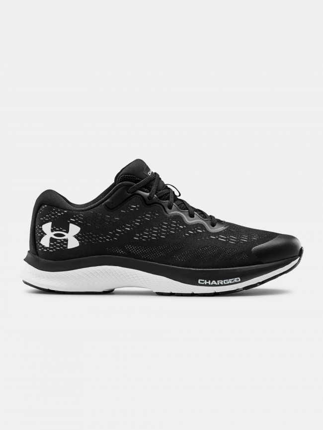 Topánky Under Armour W Charged Bandit 6-BLK