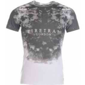 Firetrap Arona T Shirt Mens White