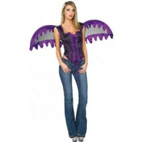 Purple Bodice