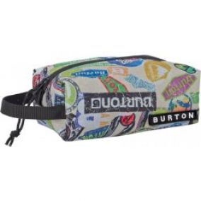 Burton Accessory Case Sticker Print