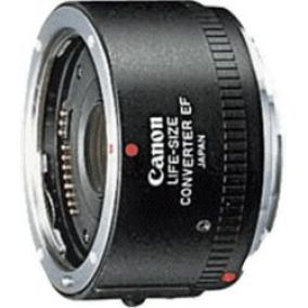 Canon EF Life Size