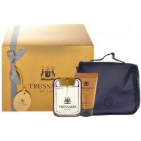 Trussardi My Land Men EdT 100 ml + sprchový gel