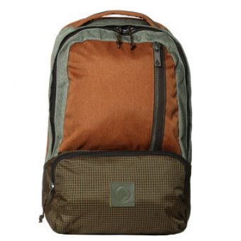 Volcom Batoh Basis Poly Backpack 20L Auburn