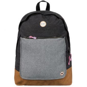 Roxy Batoh Frozen Bag 22L True Black