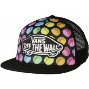 Vans Beach Girl Trucker ZD Wmn late