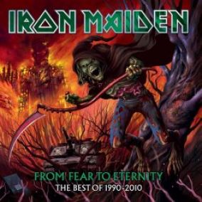 Iron Maiden From Fear To Eternity: The Best Of