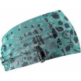 Salomon čelenka Bandana Tube Teal Blue F/Light