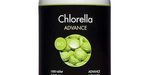 Advance nutraceutics BIO Chlorella 1000 tbl. AKCE