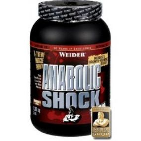 Weider Beta Shock 1360 g