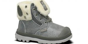 Palladium Baggy Leather S Kids AKCIA