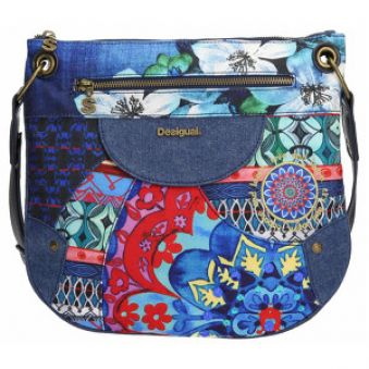 Desigual Crossbody kabelka Brooklyn Culture Club