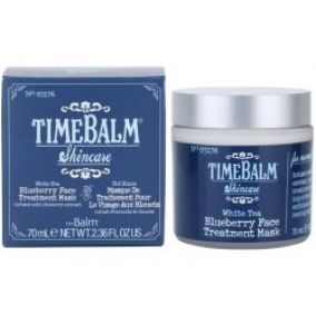 theBalm TimeBalm Skincare Blueberry Face Treatment