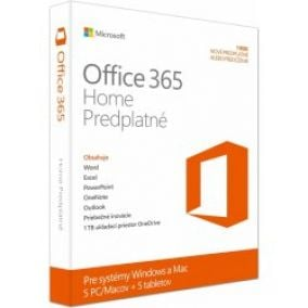 Office 365 Home Premium Slovak 6GQ-00181