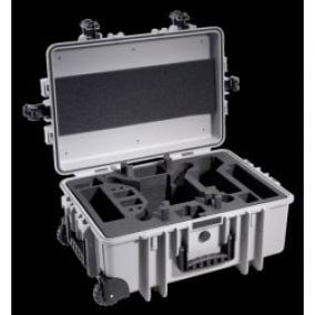 B&W Copter Case Type 6700/G for DJI Phantom 2 grey