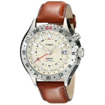 Timex TIMEX 3-GMT Intelligent Quartz T2P426 AKCE
