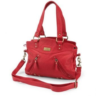 Volcom Kabelka Indulge Shoulder Bag Red
