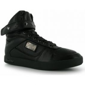 Firetrap Bliss Ladies High Top Trainers