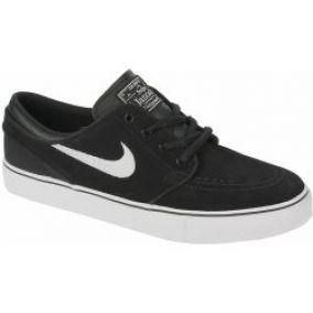 Nike SB Stefan Janoski GS Black/White/Gum/Medium