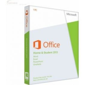 Microsoft Office Home and Student 2013 - česky