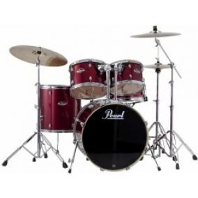 Pearl Export Studio set Red wine