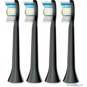 Philips Sonicare DiamondClean Black HX6064/33 4ks