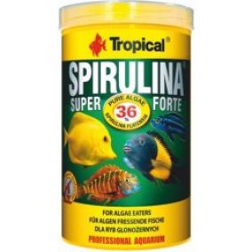 Tropical Spirulina Forte 36% 1000 ml, 200 g