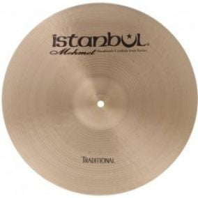 "Istanbul Mehmet 18"" Traditional Paper Thin crash"