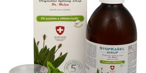 Simply You StopKašel sirup Dr. Weiss 200 ml + 100