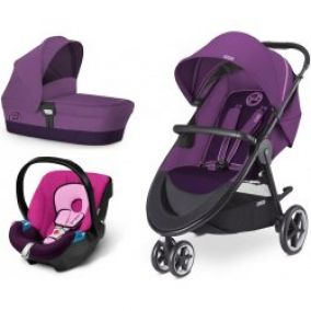 Cybex Agis M-Air 3 Grape Juice 2016