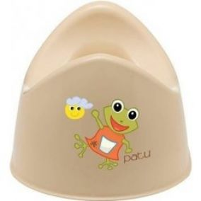 "Rotho® Bio ""Potty printed design Frog Patu"" Bio"