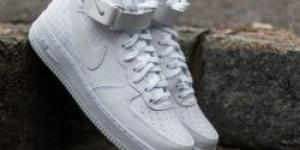 Nike Air Force 1 Mid 07 premium pánske White
