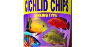 Tropical Cichlid chips 1 l