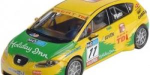Seat Leon BTCC Holiday Inn