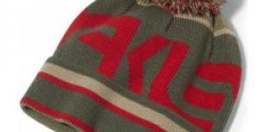 Oakley Factory Winter Beanie 911026-465 Red Line