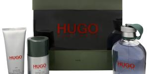 Hugo Boss Hugo - EDT 125 ml + tuhý deodorant 75 ml