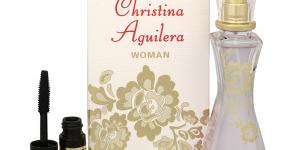 Christina Aguilera Woman - EDP 30 ml + Max Factor