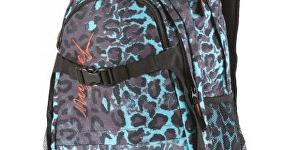 Nugget Batoh Connor Backpack D Mint Leopard AKCE