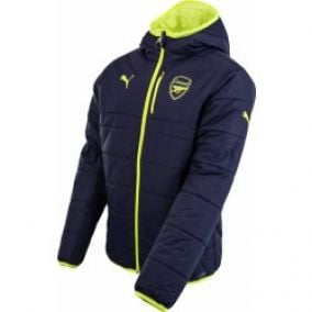 Puma Arsenal Reversible Jacket Mens