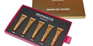 Dermacol paletka Mini coverov (Make-up) 5 x 5 g +