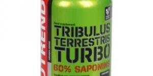 NUTREND Tribulus terrestris TURBO 120 tabliet