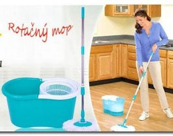 Rotačný MAGIC SPIN MOP