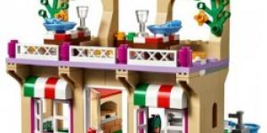 LEGO Friends 41311 Pizzéria v mestečku Heartlake
