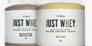 GymBeam Just Whey 1000 g