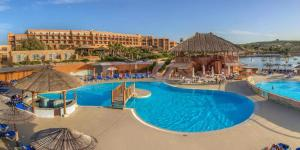 Letecky Malta: Ramla Bay Beach Resort 4*