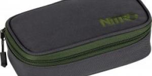 Nitro Pencil case XL Pirate black