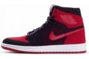 Jordan Air Jordan 1 Retro High Flyknit GS Banned