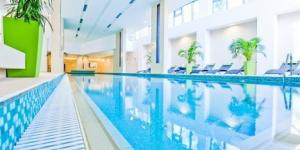 Hotel ABACUS Business & Wellness ****+ s plnou
